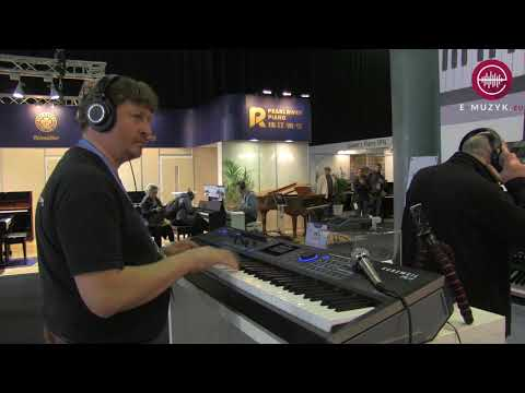 Kurzweil PC4 - Synth Pad's Sounds NO TALK :-) [Musikmesse 2019]