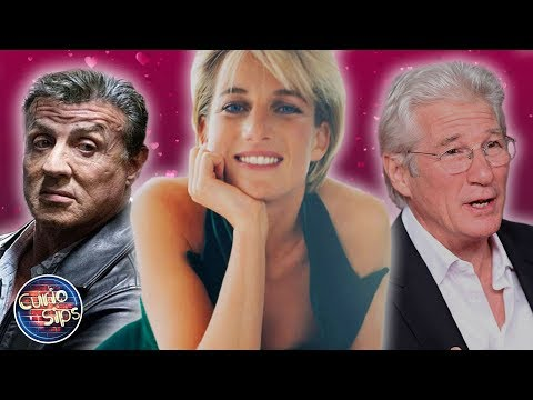 Sylvester Stallone & Richard Gere fought over Diana?