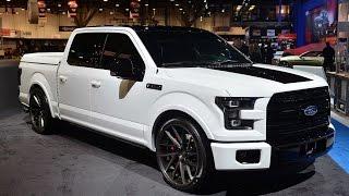 2015 Ford F-150 Pickup Trucks Customs - SEMA 2014
