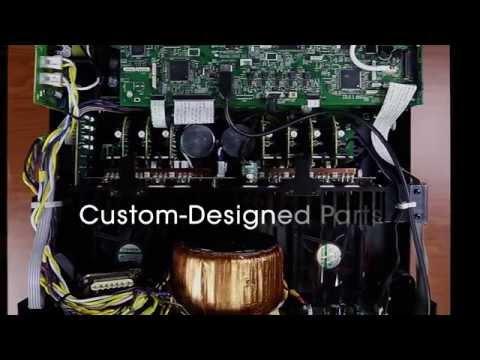 Onkyo tx-nr5007 no sound repair (bga reflow, reinforcement ...