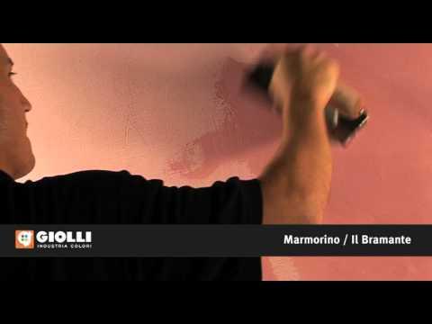MARMORINO + IL BRAMANTE by GIOLLI (ITA)