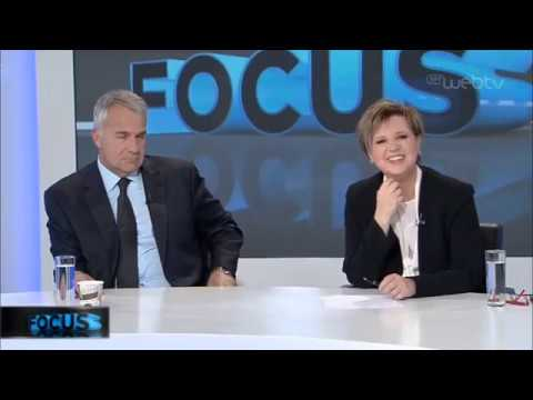 FOCUS – Όλγα Γεροβασίλη — Μάκης Βορίδης | 28/02/19 | ΕΡΤ