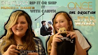 SHIP It Or RIP It | With Caidyn | ThatStrawberryBlonde