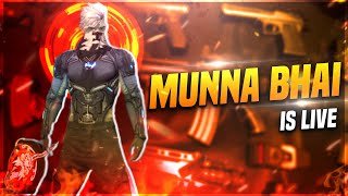 Munna Bhai Gaming Let Us Do 1111111 Subs - Free Fire Live - Free Fire Telugu - Free Fire Live Telugu