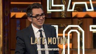 LATE MOTIV - Berto Romero. Intermitentes Para Personas   #LateMotiv566