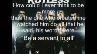 Now What You see-Kutless [with lyrics]