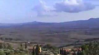 preview picture of video 'Video di Pienza (Siena)'