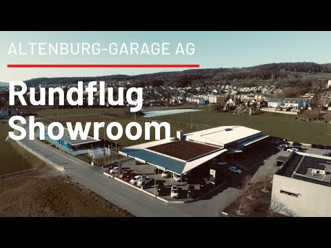 Rundflug durch den Showroom