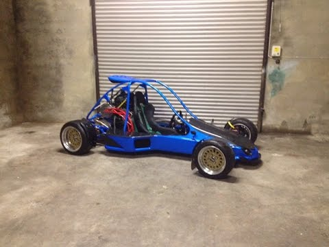 A Drift Buggy Is Only One Of The Things You Can Build With
