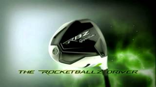 The New RocketBallz (RBZ) Driver