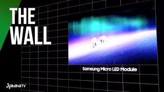 "The Wall, la tele de 148"" de Samsung"