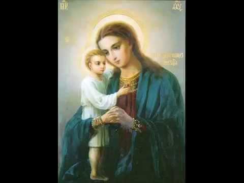 Праздничная молитва пресвятой богородице