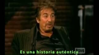 Divertida anécdota de Al Pacino cuando ganó el Oscar (Subtitulado)