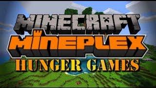 Minecraft Hunger Games #1 |  HELLO Minecraft PC