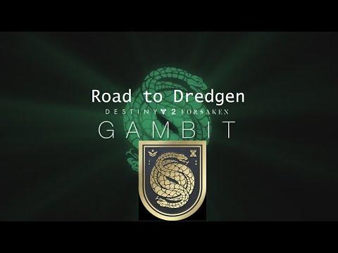 Road to Dredgen, a Destiny 2 Gambit highlights GMV
