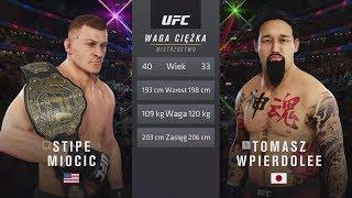 Tomasz WPIERDOLEE vs Miocic o PAS MISTRZOWSKI UFC | UFC 3