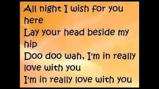 D'angelo The Vanguard - Really Love (lyrics)