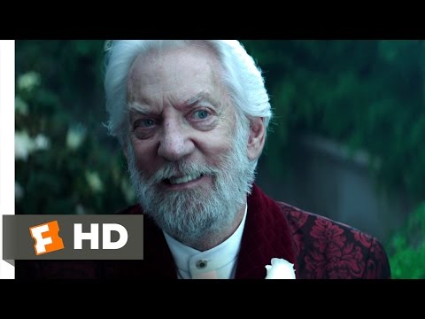 The Hunger Games: Mockingjay - Part 2 (8/10) Movie CLIP - These Things Happen in War (2015) HD