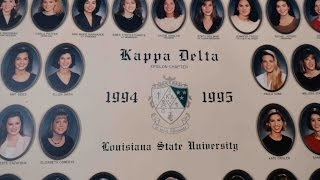 1995 LSU Greek Life Documentary ~ Part 1 of 2