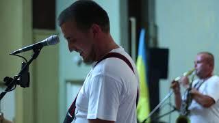 Файна Лаба - виступ до дня Незалежності України (живий звук)