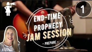 1st Ever Prophecy Jam! Time to Prepare!