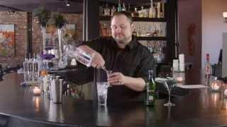 How To Make A Gibson Cocktail With Vodka -  Twenty2 Vodka Remix