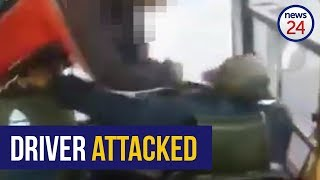 VIDEO | 19-year-old-student assaults on-duty bus driver