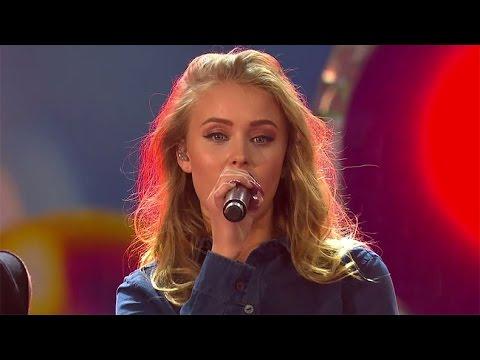 Zara Larsson - Lush life - Live i regnet på Sommarkrysset i TV4