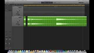 Glitchy Piano Effect in LOGIC PRO X