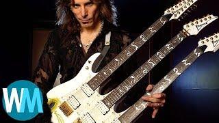 Dünyanın En Hızlı 10 Gitaristi - TOP 10