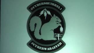 35yrs Of Cyberwar, The Squirrels are Winning - Shmoocon 2017