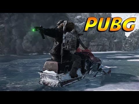 PUBG Mobile Kar Gibi Oyun Süper Harita BKT