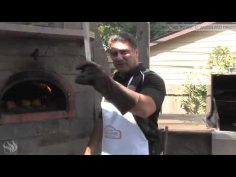 How to roast peppers in a Chicago Brick Oven