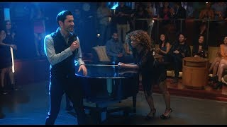 Люцифер, Lucifer 3x17 — Lucifer Sings 'I Will Survive'