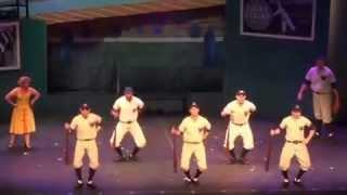 "Damn Yankees National Tour 2012 - ""Shoeless Joe"" - Tony Johnson as Vernon"