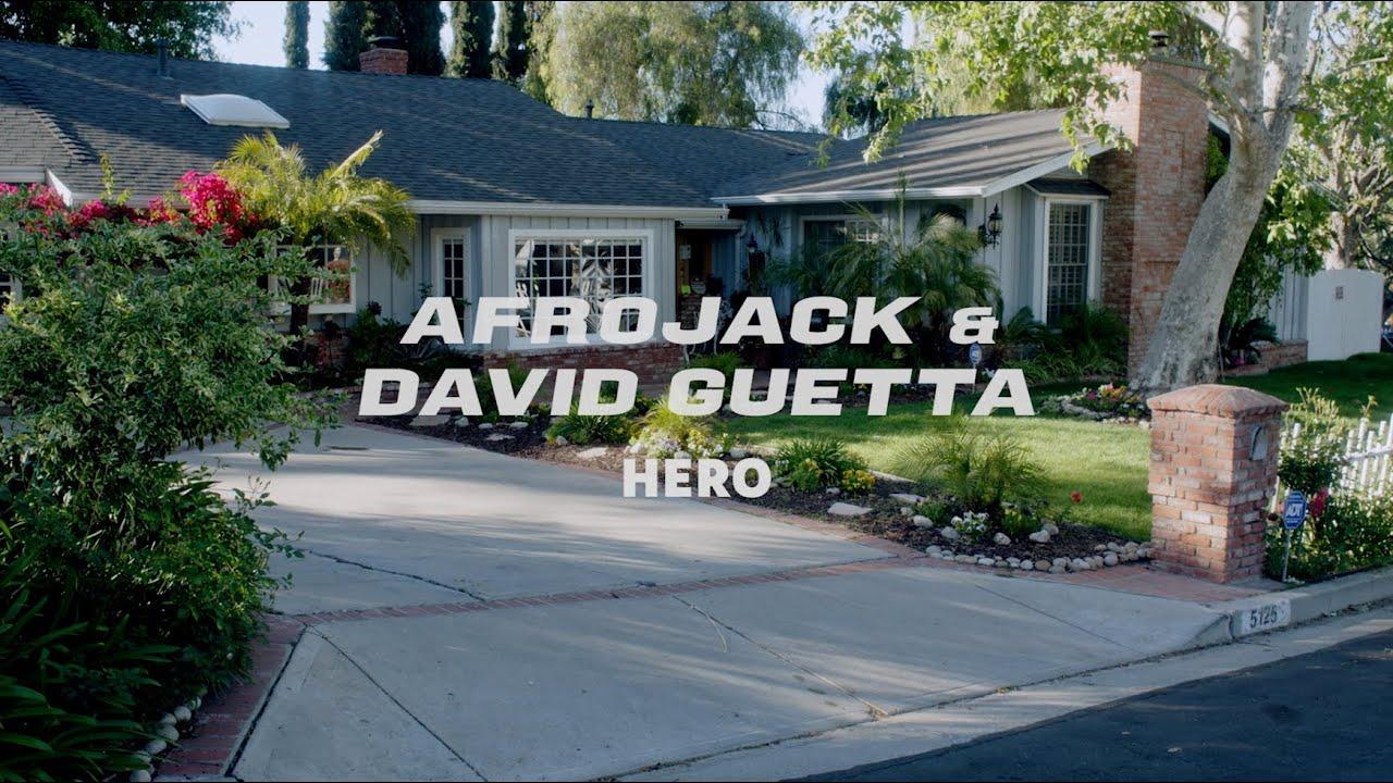 Afrojack & David Guetta — Hero