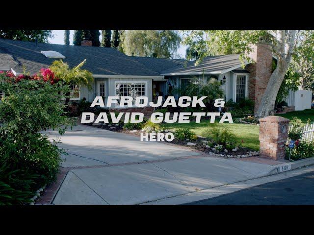 Hero (Feat.David Guetta) - AFROJACK
