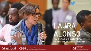 Laura Alonso, Representative, Argentine National Congress