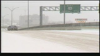 Weather Minds: Flashing back to when San Antonio was under a foot of snow