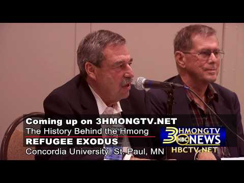 3HMONGTV NEWS: Stay tuned for the full report on Hmong Exodus Conference from Concordia University.