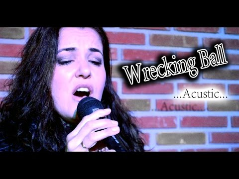 Wrecking Ball -Miley Cyrus (Cover)