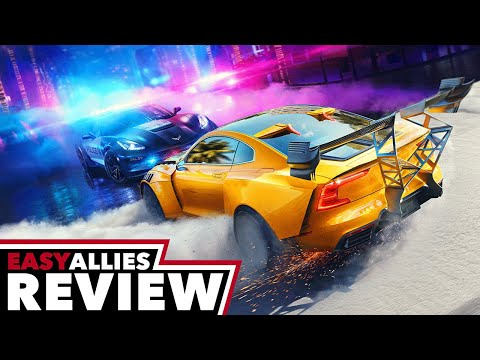 Need for Speed Heat - Easy Allies Review - YouTube video thumbnail