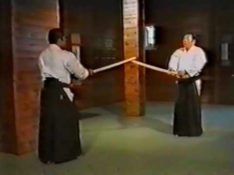 MORIHIRO SAITO. AIKI KEN, 7 Suburi Ki Musubi No Tachi 5 Kumi Tachi
