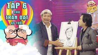 Mãi mãi thanh xuân | Tập 6: Kim Tử Long thích thú khi được chú 65 tuổi vẽ ký họa chân dung