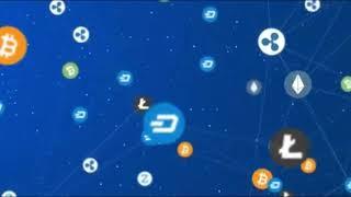 Crypto Video Background Effect Free / КРИПТО видео заставка