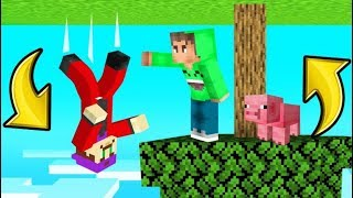 GRAVITY Switches EVERY 30 SECONDS! (Minecraft)