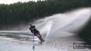FM Web Cast Clinic - How to Slalom Water Ski : The Direction Drill