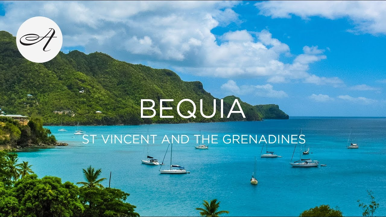 My travels in St Vincent & the Grenadines