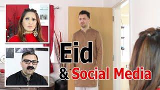 Eid & Social Media   OZZY RAJA