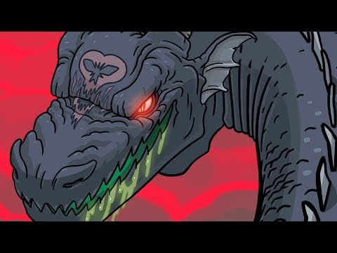 Bajka o draku tyranovi - CGP Grey